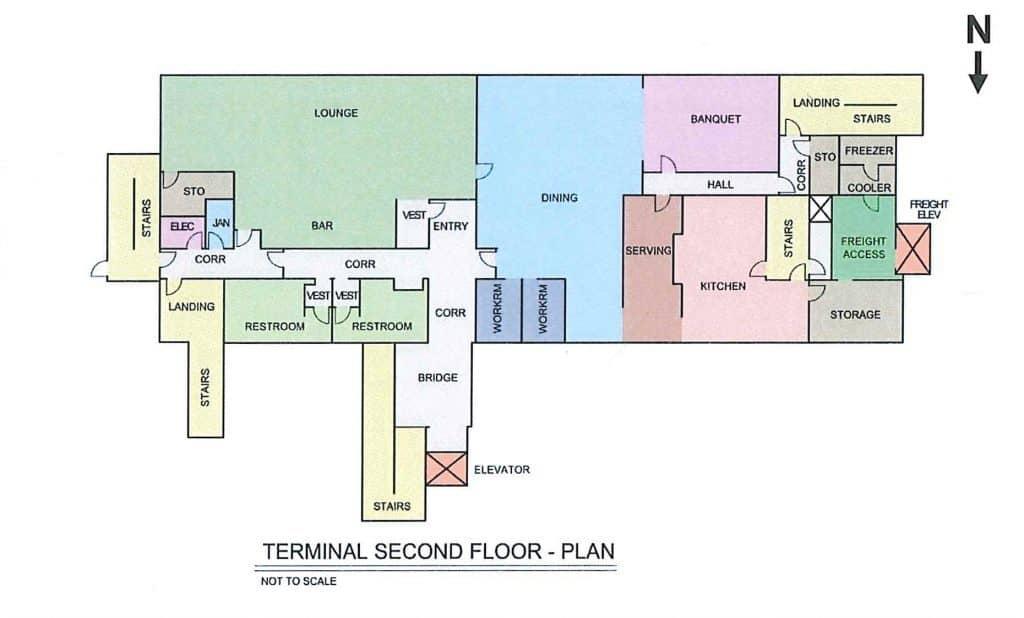 Terminal Floors